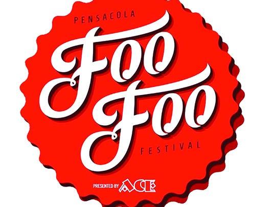 Foo Foo Festival logo.