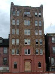 The Pierre Building had fallen into disrepair after