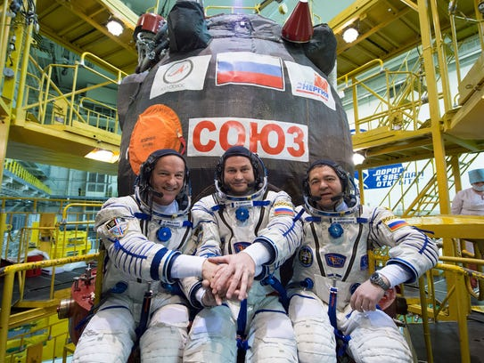 On March 4 at the Baikonur Cosmodrome in Kazakhstan,