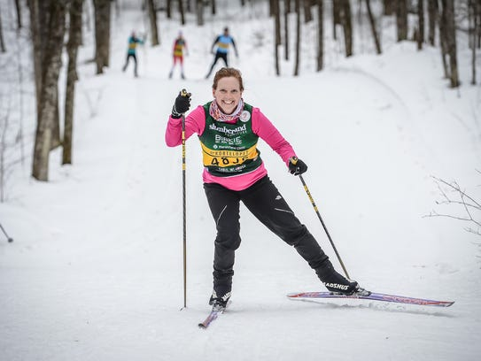 The American Birkebeiner Trail was voted the best cross-country