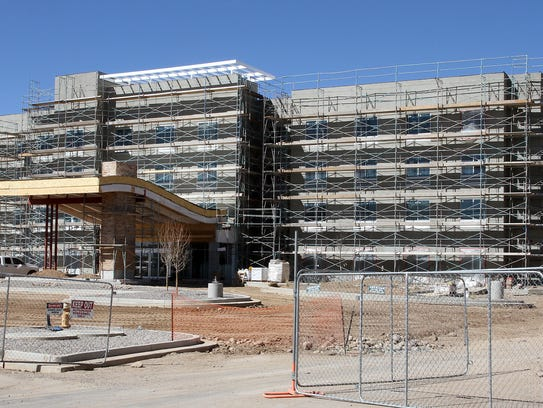 New Marriott Hotel To Open This Summer