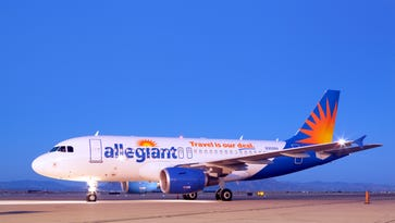 Low-cost carrier Allegiant Air has helped to lower average ticket prices at CVG.
