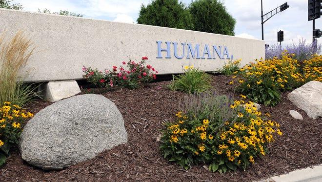 Humana's main campus in De Pere.