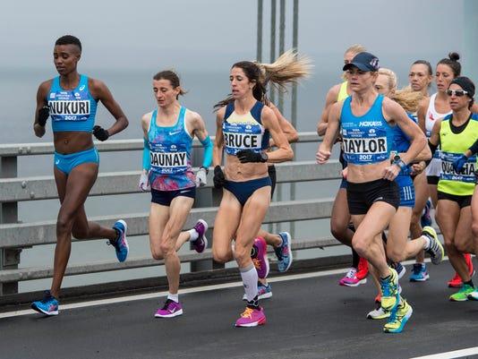 Running: New York City Marathon