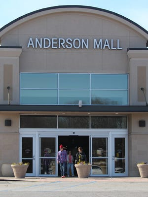 The rue21 store at the Anderson Mall is not among those expected to close.