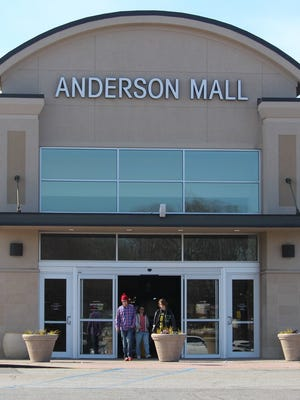 Anderson Mall will welcome Benny's Pizza in August to its line-up of more than 70 retail, dining and entertainment options.