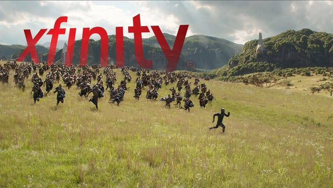 "Lots of people are calling the new Avengers movie ""Xfinity War"" — and experts say that translates into a big branding win for Comcast."