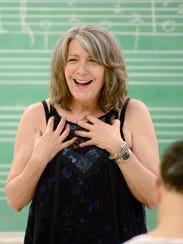 Country and bluegrass singer Kathy Mattea tells stories