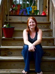 Rebecca Kingston moved back to her childhood home of