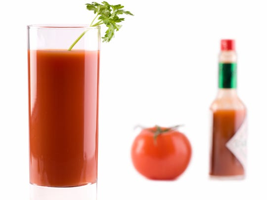 Tabasco sauce is a key ingredient in a Bloody Mary cocktail.
