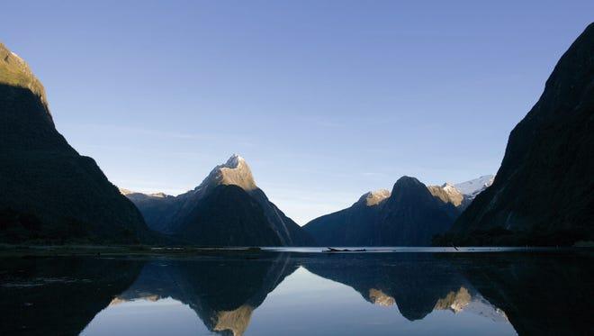 Milford Sound, Zealand