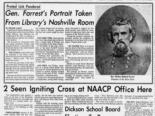 Tennessean archives Feb 19, 1979