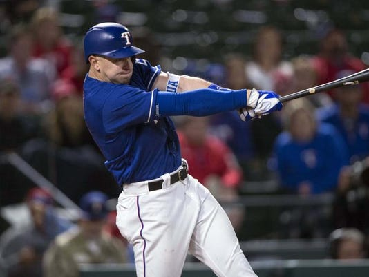 MLB: Minnesota Twins at Texas Rangers