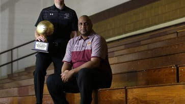 Wallace, Crawford named All-City Basketball Coaches of the Year