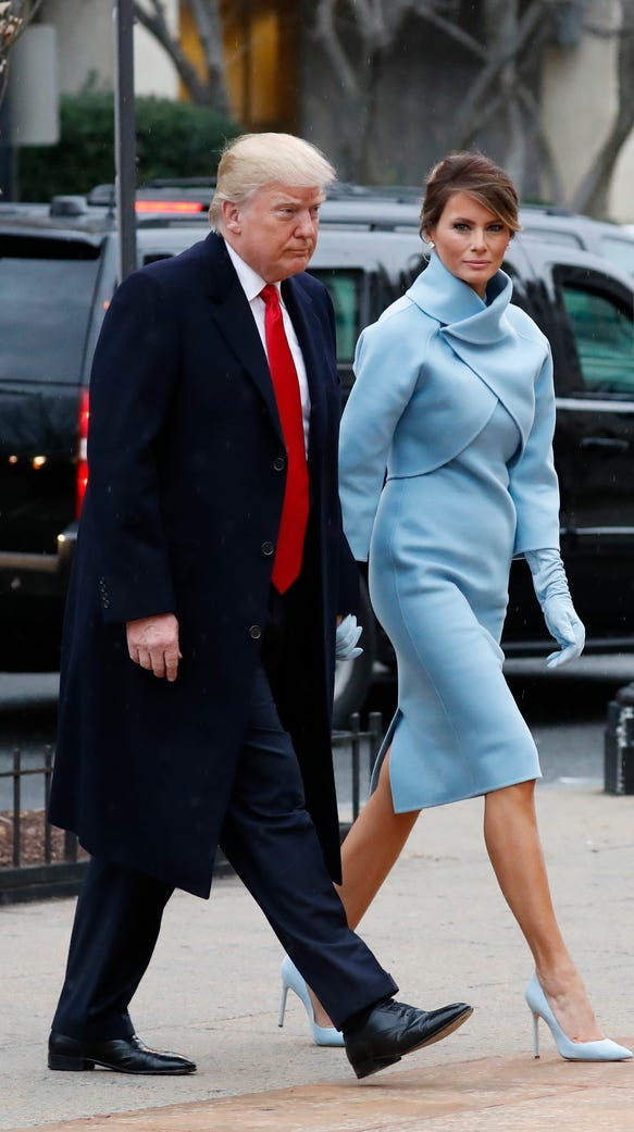 story life style donald trump inauguration fashion preview