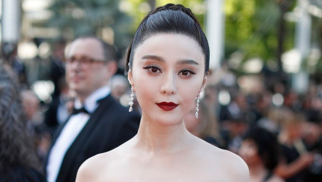 Fan Bingbing has been out of the public eye since June. China's official news agency reported Wednesday the government has ordered the actress to pay a massive fine for tax fraud.
