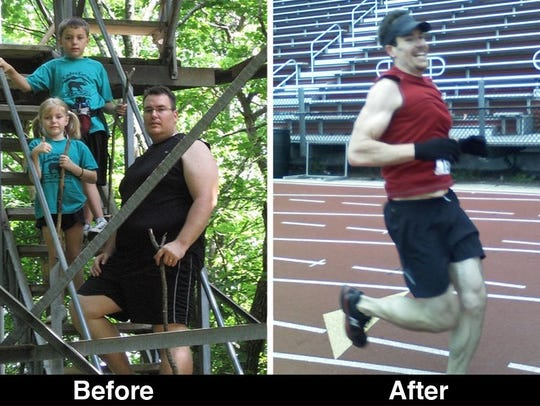 Brian Molen has lost more than 150 pounds and is an