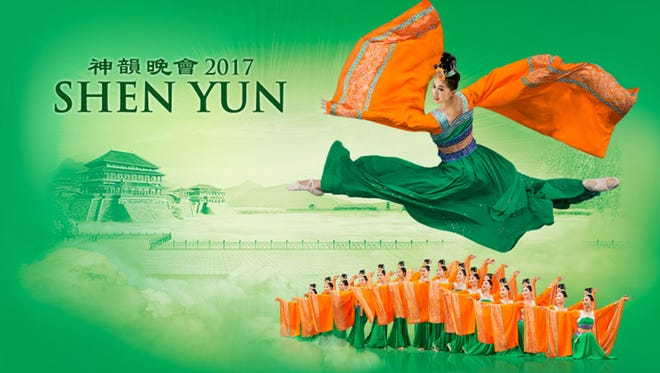 Shen Yun, the multimillion-dollar spectacle of dazzling backdrops and glorious melodies of Chinese song and dance, brings its 2017 tour to the Montgomery Performing Arts Centre at 7:30 p.m. on Feb. 2.