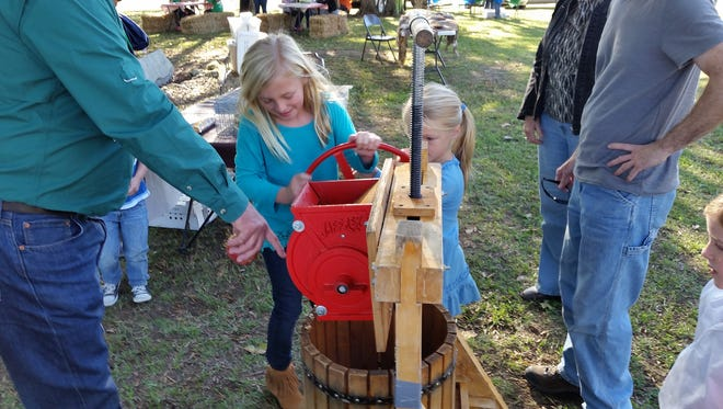 The annual Farm-City Festival will be held on Oct. 16, from 3:30 p.m. to 8 p.m. at the Flying B Ranch in Pike Road. Participation is free for those bringing a can of food that will benefit the Montgomery Area Food Bank.