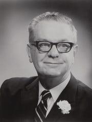 H. Joe Letterman (father of David Letterman, died 1973).
