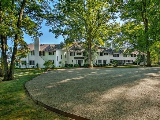 Historic acre equestrian estate once owned by the