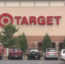 Target is just one of the retailers pulling Adrian Peterson merchandise from its shelves.