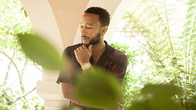 """Singer-songwriter John Legend will host a celebration of dads with a one-hour variety special, """"John Legend and Family: A Bigger Love Father's Day"""" at 7 p.m. Sunday."""