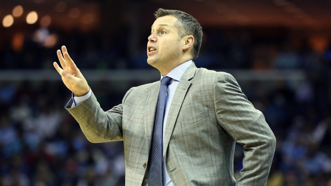Dave Joerger quickly found a new job with the Kings after recently being fired by the Grizzlies.