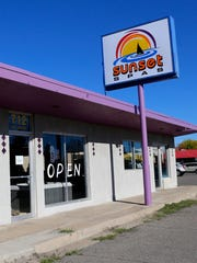 Sunset Spas is located at 712 E. 20th St. in Farmington. The new business will host a grand opening on Saturday.