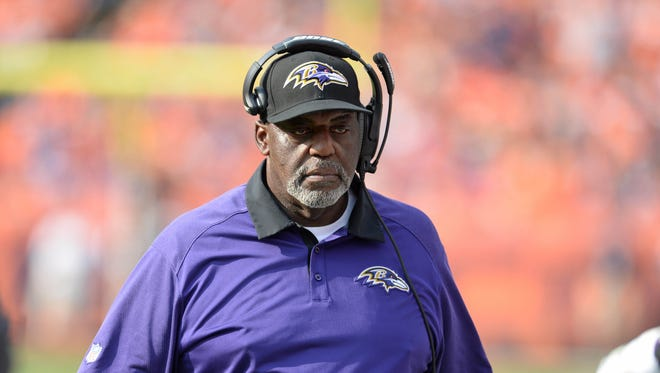 Brooks joined the Ravens staff in 2005.