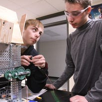 Rookie Muskego WarriorBots ready for FIRST Robotics competition