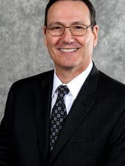 James A. Santucci new Cheif Operating Officer at Desert Regional Medical Center.