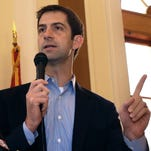 Republican U.S. Rep. Tom Cotton defeated two-term Democratic Sen. Mark Pryor on Tuesday.