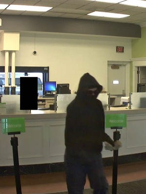 The Richland County Sheriff's Office released these photos of a woman who reportedly robbed Huntington Bank on Ashland Road on Tuesday, Feb. 28, 2018.