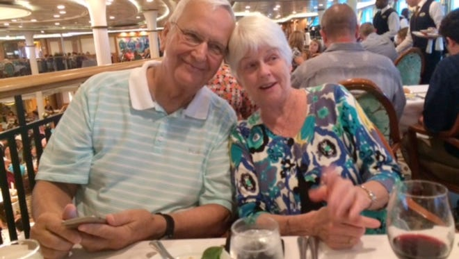 Stephen and Barbara Ames