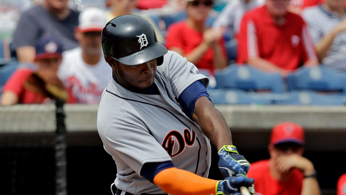 Tigers 6, Phillies 5: Justin Upton (2 HRs) goes off