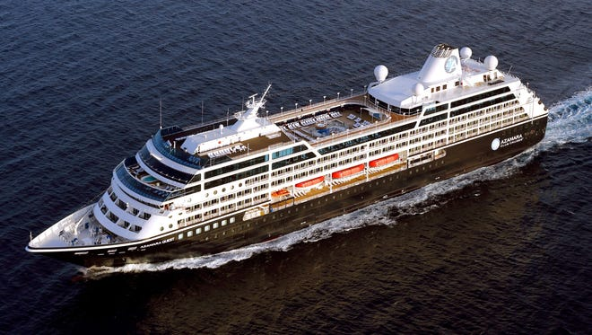 Built in 1999 for Renaissance Cruises, Azamara Club Cruises' 686-passenger Azamara Quest recently underwent a multi-million-dollar renovation to many of the ship's public spaces, the kitchens,  the staterooms and the restaurants – including the Patio Grill.