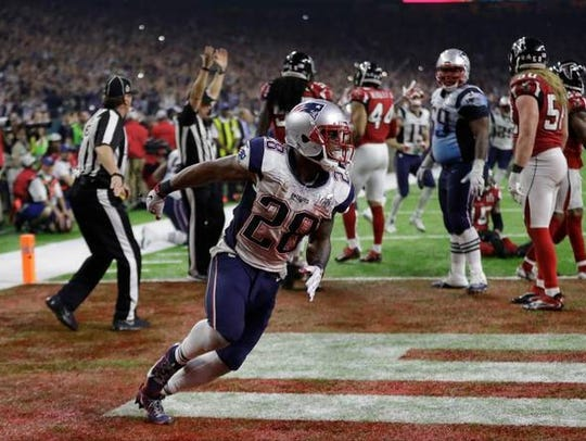 The New England Patriots claimed their fifth Super