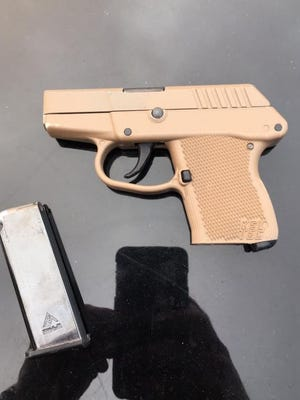 Salinas police arrested a 19-year-old in Acosta Plaza on Monday night after reportedly finding a loaded gun on his person and narcotics in the vehicle.