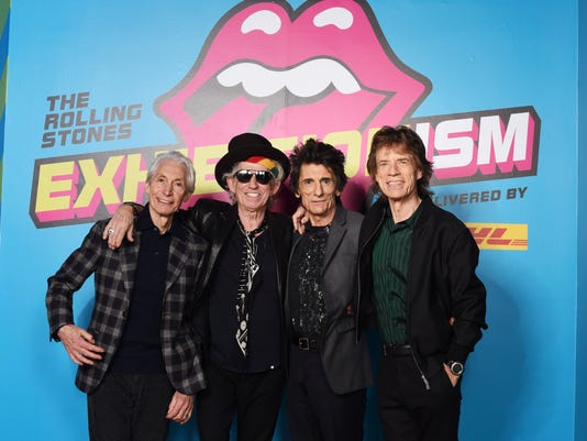 'The Rolling Stones: Exhibitionism' - Private View - Preview - Inside