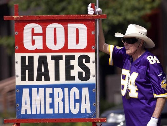 1 lead fred phelps