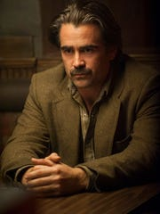 Colin Farrell as Ray Velcoro in Season 2 of the HBO