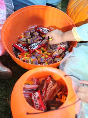 Americans are expected to spend over $2 billion on Halloween candy this year. That's a lot of candy corn.