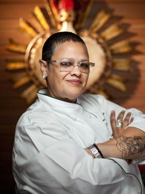 Chef Silvana Salcido Esparza.
