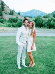 Country singer Thomas Rhett and his wife, Lauren, have
