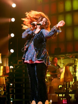 """Broadway at TPAC presents """"A Night with Janis Joplin"""" April 15-16."""