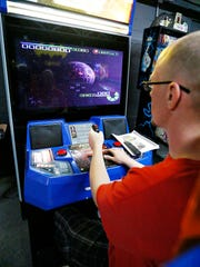 Co-owner Gene Goodman talks about popular arcade games,