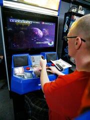 Co-owner Gene Goodman talks about popular arcade games,