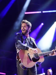 Thomas Rhett is a nominee for ACM's Male Vocalist of