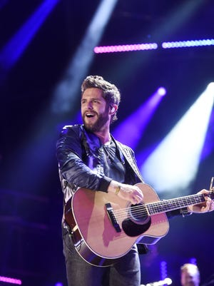 Thomas Rhett is a nominee for ACM's Male Vocalist of the Year.